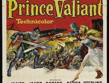 Prince Vaillant (1954) de Henry Hathaway