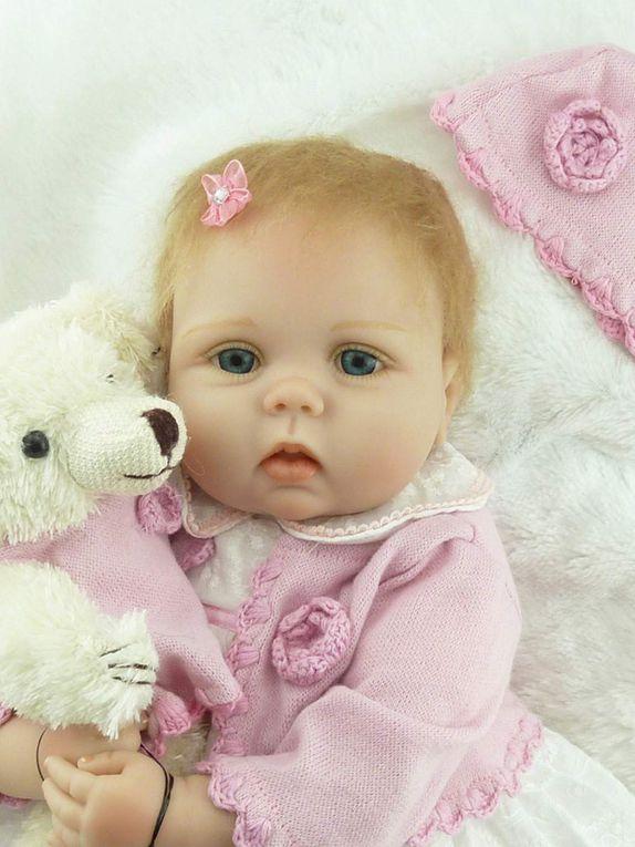 Los mejores Muñecos Reborn del mundo