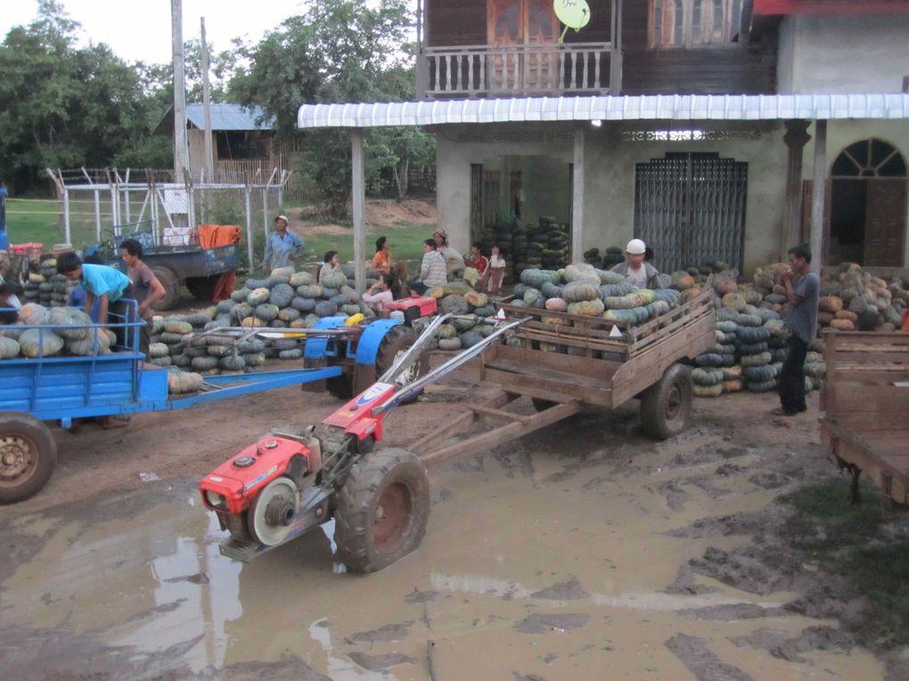 Photos concernant les articles du Laos