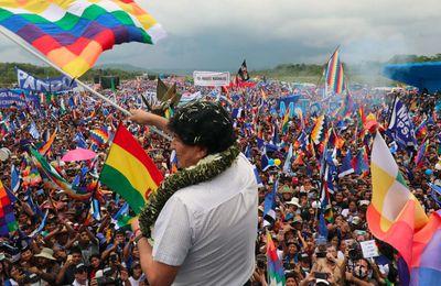"La Bolivie avec ""Evo"", ou sans ""Evo""? par Maurice Lemoine"