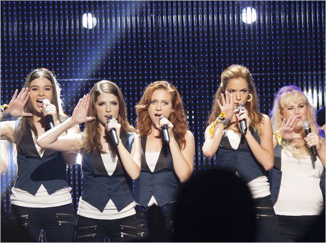 [critique] Pitch Perfect 2 : teens, cup song & battles
