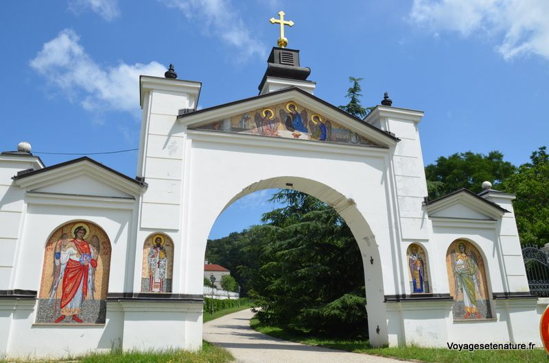 Les monastères orthodoxes de la Fruska Gora