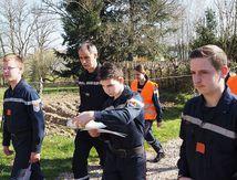 Don't shoot the sapeurs pompiers