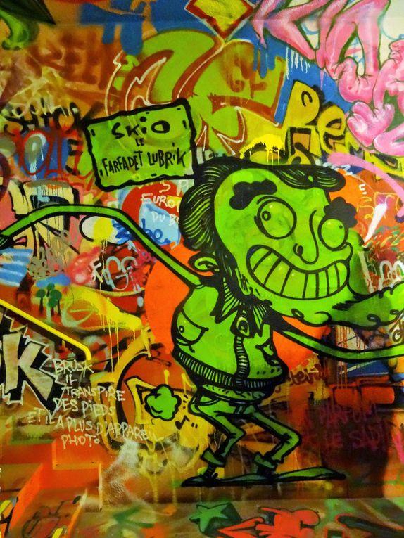 Rue-stick #5 à Puteaux