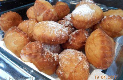 Beignets de Mardi-gras (thermomix ou pas)