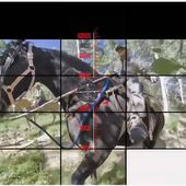 UTAH Horseback riding tour and vacations with Shane Stratton - a New3S footage - OOKAWA Corp. Raisonnements Explications Corrélations