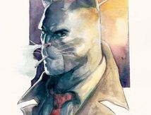 Fan Art 9e Art Blacksad (Federico Mele)