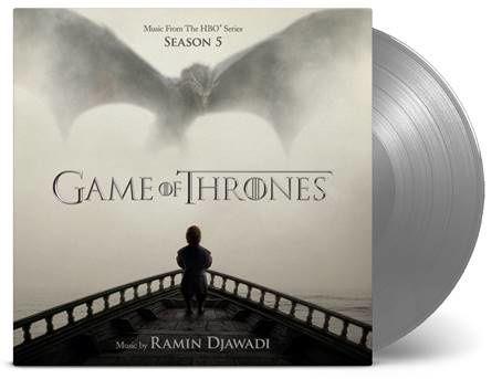 Game of Thrones s'offre un double vinyle collector pour les fans audiophiles de la série ! #HBO