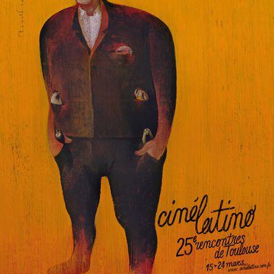 Ciné Latino 25èmes Rencontres de Toulouse - 15 au 24 mars 2013