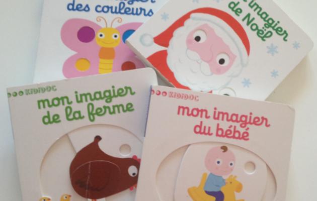 Les kididoc - le meilleur des livres bébés