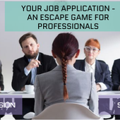 YOUR JOB APPLICATION - AN ESCAPE GAME FOR PROFESSIONALS by teacher.lopez on Genial.ly