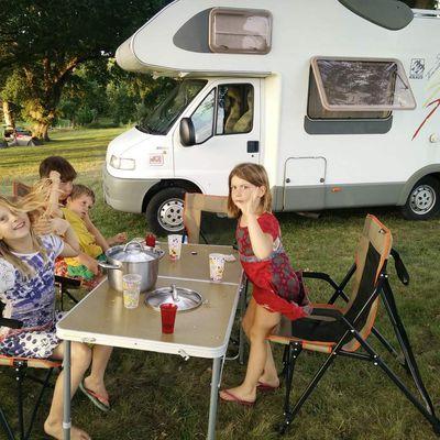 Voyage familial de 3 mois en camping-car