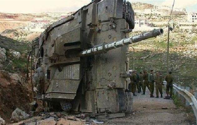 الرياض اشترت  دبابات ميركافا