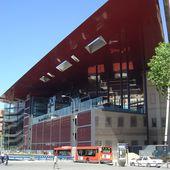 Jean Nouvel - Musee Reina Sofia Madrid - LANKAART