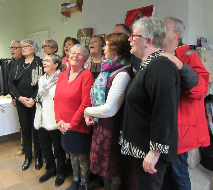 Inauguration du Manoir de La TULLAYE