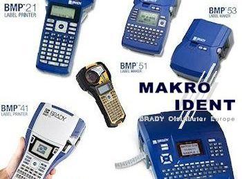 Tragbare Etikettendrucker für Labor, Elektronik, Anlagenkennzeichnung und vieles mehr