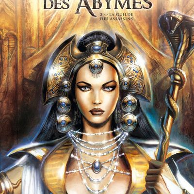 Cathédrale des Abymes  La Guilde des assassins