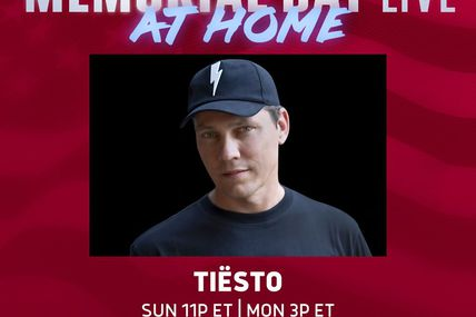 Tiësto tracklist and mp3 | Evolution Radio Memorial Day Weekend Live At Home - may 24, 2020
