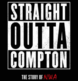 #NWA / Straight outta Compton, bientôt un film... (#BandeAnnonce #DrDre #IceCube)