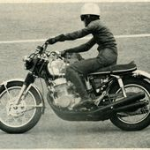 La HONDA 750 Four a 40 ans - frico-racing-passion moto