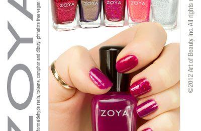 Concours Zoya, st valentin...