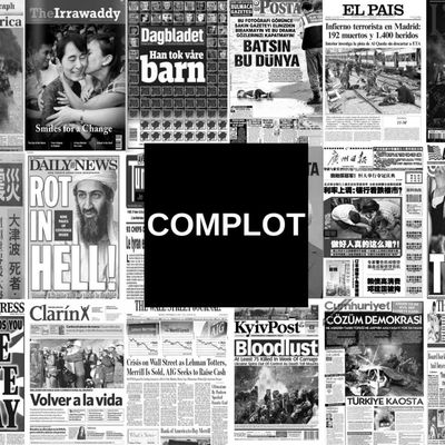 Mots du siècle (4) – Complot