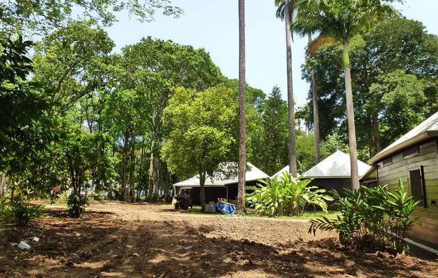 Escale à la Maison du Bois (Pointe-Noire, Guadeloupe)