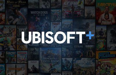 Le service d'abonnement d'Ubisoft devient Ubisoft+ et multiplateforme !