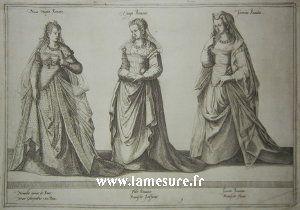 Les recueils de mode de la seconde moitié du XVIe siècle