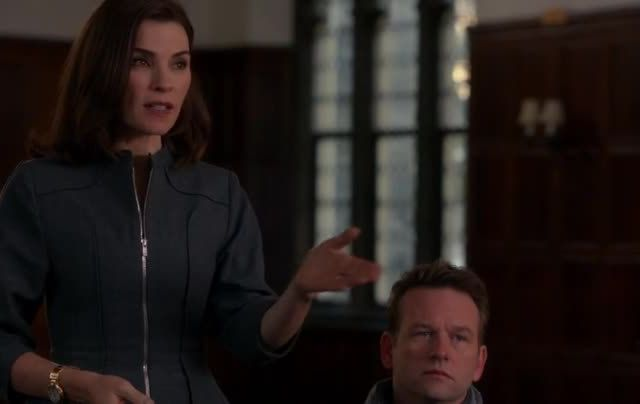 Critiques Séries : The Good Wife. Saison 6. Episode 8.