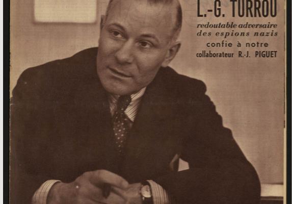 Affaire Seznec : Léon George Turrou est entré au F.B.I. en 1928