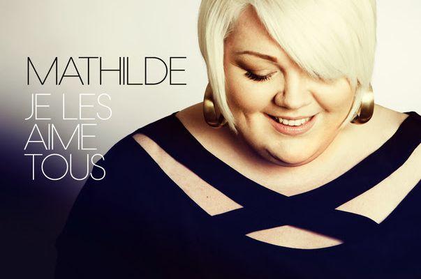 Mathilde, son album Je Les Aime Tous avec 2 extraits vidéo