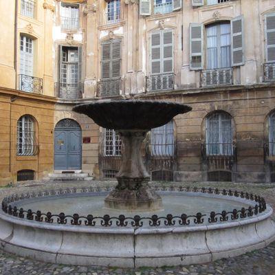 Aix en Provence, les lieux incontournables à visiter