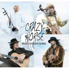 "Duplessy & The Violins Of The World - ""crazy horse"" (2016)"