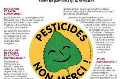 Mettons fin à l'usage abusif des pesticides !