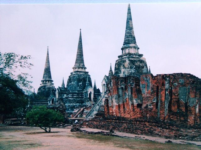 Albums Photos - Thaïlande 2003