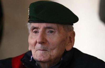 Hubert Germain, dernier Compagnon de la Libération, n'est plus.