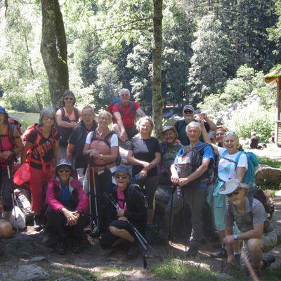 Mardi 14 septembre 2021 Les lacs du Schiessrothried et Fischboedle