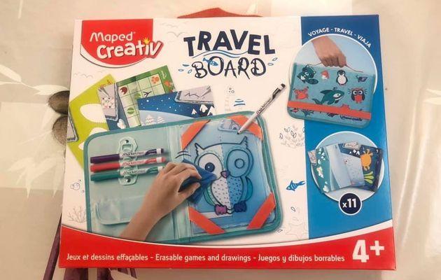 Le Travel Board Maped Créativ