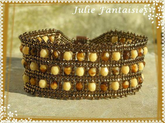 Bracelet Ande Capuccino