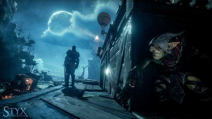 Styx Shards of Darkness sur #PS4 #XboxOne !