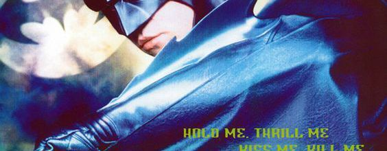 U2 - Hold Me Thrill Me Kiss Me Kill Me