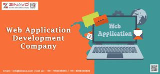 Web Application Development Services in Bangalore