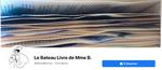 Une page Facebook pour suivre le Bateau Livre !