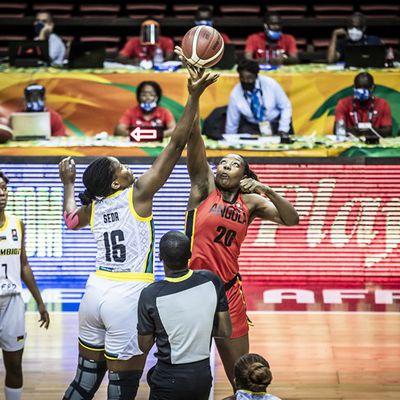 AfroBasket Women 2021 : Succès faciles de l'Égypte et de la Côte d'Ivoire, plus compliqués de l'Angola et du Kenya