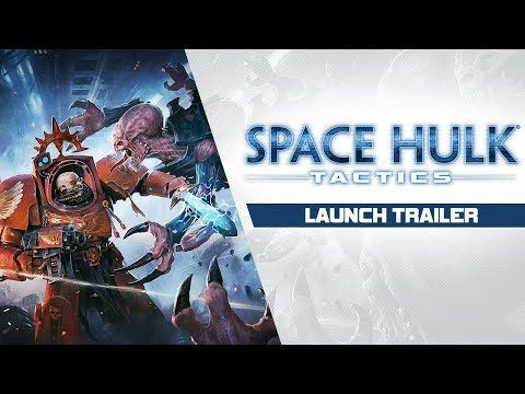 [ACTUALITE] Space Hulk: Tactics sort avec son #LaunchTrailer
