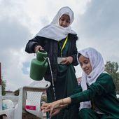 Eau, assainissement et COVID-19 : le lavage des mains, plus vital que jamais