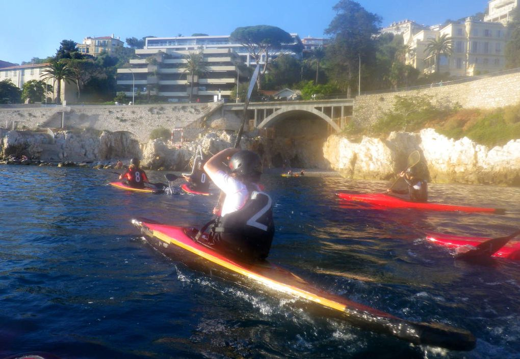 Kayak Polo: rencontre avec le Club de la Mer de Nice