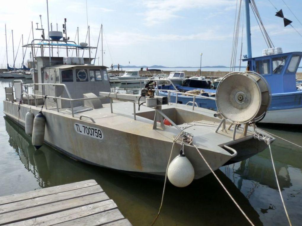 CUPIDON ,TL700759 , Dans le port de Port Pothuau