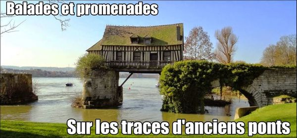 Balades, promenades et randonnées en France.